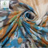 Корейская повелительница Способ Шелк Шарф пляжа шарфов солнцезащитный крем Вс-Спички