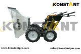 직류 전기를 통한 물통 외바퀴 손수레 또는 퇴비 트럭 또는 소형 로더