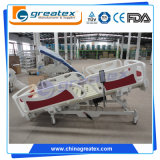 5 цен кровати подъема пациента кроватей больничной койки Linak ICU функции электрических (GT-BE5026)