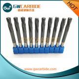 Processo especial do Reamer das flautas retas da combinação do carboneto de tungstênio
