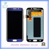 Écran LCD de téléphone de bord du smartphone S6 pour le bord G9250 de la galaxie S6 de Samsung