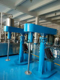 Dissolver Disperser Mixer Machine para Paint Ink Production