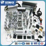 Профиль En стандартный естественный анодированный алюминиевый для промышленной машины