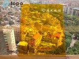 중국 작풍 (S-MW)를 가진 향상된 싸인 유리/만주 Windows 유리