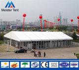 モーターショーのテント展覧会のイベントのテントを競争させる常置ガラス壁