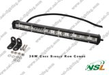 """3years保証13 """" SUVのトラックATV車4WDのジープのための36W LEDのライトバーの運転作業ランプ"""