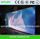 Nueva pantalla LED frontal de la puerta abierta al aire libre P10 Pantalla LED