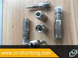Ajustage de précision réutilisable pour l'acier inoxydable du boyau R5 pour le marché américain