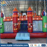 Castelo de salto inflável bonito, jogando a casa inflável do Bouncer do castelo