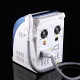 O laser portátil/Opt a beleza Mslhr01L do salão de beleza da máquina da remoção do cabelo de Shr