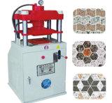 Presse à mouler en pierre hydraulique pour machines à paver de granit de découpage/de marbre (P80)