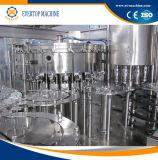 Aireado agua de la máquina de llenado