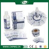 Pvc krimpt het Etiket van de Verpakking voor de Verbinding van Kroonkurk van het Water