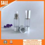 15ml 30ml 50ml Fles Zonder lucht van de Serums van de Pomp van de 100mlSteen de Zilveren Kosmetische