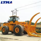 Ltma 로더가 새로운 가격 8 톤 ATV 로그에 의하여 격투한다