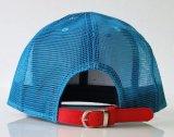عادة جلد حافة شحّان قبعة شبكة قبعة مموّن