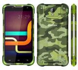 Blackview BV5000 4G Smartphone androïde de 5.0 pouces 5.1 ROM IP67 du RAM 16GB du faisceau 2GB de quarte de l'écran Mtk6735 d'IPS imperméabilisent la couleur d'orange de smartphone