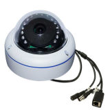 Cámara de interior del IP de la seguridad de la bóveda del CCTV 2.0 Megapixel 1080P IR de la red de Wardmay