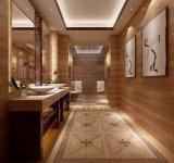 Azulejos de suelo de madera materiales de la porcelana de Bulding (VRW69K001)