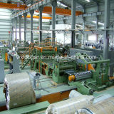 I servizi After-Sales d'oltremare hanno fornito la riga di taglio d'acciaio della bobina