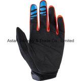 Спорты новой модной конструкции Orange&Black напольные участвуя в гонке перчатки (MAG77)