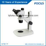 Microscopio estéreo del zoom de dos lentes de Objetive