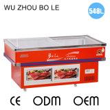 2016 nouveaux produits frigorifiés et congélateur congelé de fruits de mer
