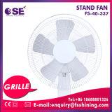 電気軸受けの空気の循環の白い立場のファン(FS-40-337)