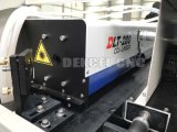 Machine de découpage de laser de CO2 de commande numérique par ordinateur de Reci 130W en vente de titane de 2mm