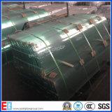 Ausgeglichenes Glas/milderte, Tür-Glas/milderte Panels/Sicherheitsglas/Hartglas mit polnischem Rand