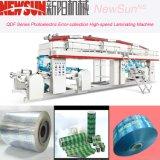 Maquinaria de alta velocidade da laminação da folha de alumínio da série de Qdf