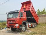 真新しい336HP Sinotruck HOWOのダンプトラック6X4 HOWOのダンプカー