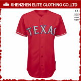 Popular Fashion Fancy Nom de l'équipe Baseball Uniform Jersey (ELTBJI-14)