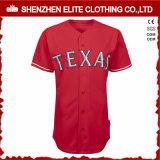 Basebol popular Jersey uniforme do nome da equipe da fantasia da forma (ELTBJI-14)