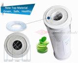 Certifica la cartuccia di filtro dall'acqua di CTO di 10 pollici nel sistema del RO