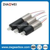 1.5 al motor micro de la caja de engranajes del rango del voltaje 4.5V