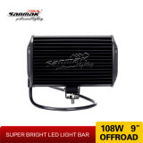 barra clara do diodo emissor de luz do CREE Offroad do projector das fileiras 10inch quatro