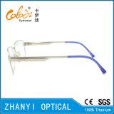 Qualität Voll-Rahmen Titanbrille Eyewear optische Glas-Rahmen (9404)