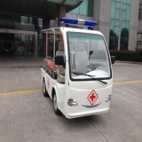 4 مقعد سيّارة مصغّرة كهربائيّة لأنّ مستشفى