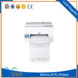 高速デジタルDTG織物プリンター大きいフォーマットA2のサイズのTシャツの印字機