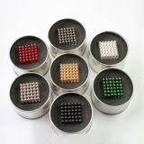 磁気球216PCSの鉄ボックスパッケージ