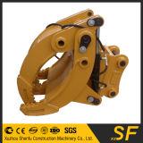 Sk135 Excavatrice Hydraulic Grabber