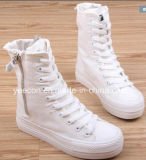 2017 New Fashion Women Canvas Shoes sapatos Casual Sneakers