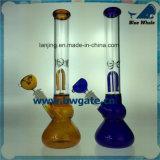 Material del vidrio de mosaico Bw1-042 tubo de lujo de la cachimba del Hookah/de 13 pulgadas