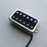 Recolección Potted de la guitarra del Lp de la aleación de acero del color del cromo de la cera