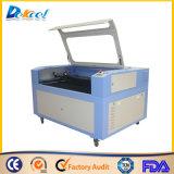 macchina del laser Engraving&Cutting del CO2 di CNC 50W per il metalloide 1390