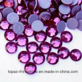 Камни Non горячего Fix кристалла ногтя стеклянные крепили на клею кристаллический Rhinestones