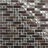 Используемая стеной мозаика /Mirror мозаики металла украшения стеклянная (FY1548-3)