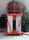 Plataforma de trabalho aéreo elétrica com capacidade 200kg