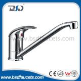 Faucet раковины держателя стены кухни ручки двойственных функций латунный одиночный